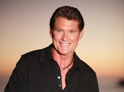 the hoff is back! - David Hasselhoff live in der Frankfurter Ballsporthalle